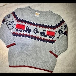 New christmas sweater 12-18 months